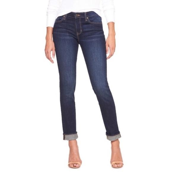 GAP Denim - Gap Skinny Roll Up Jeans